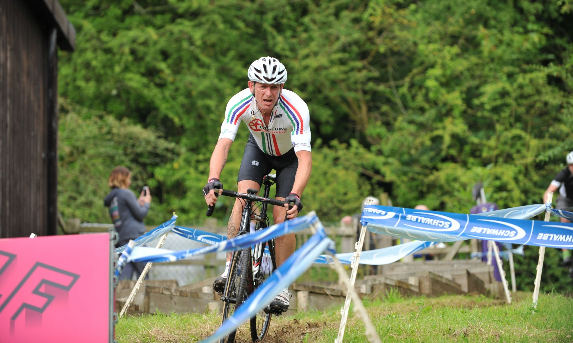 Queen Victoria Cyclocross